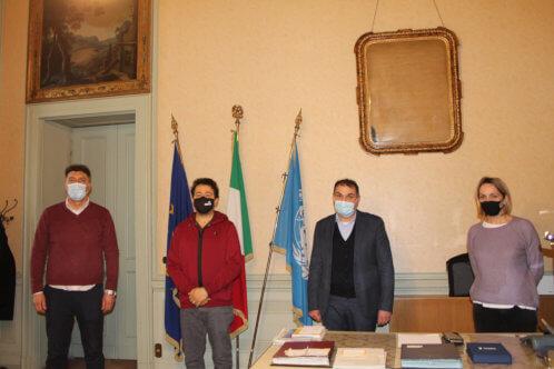 Incontro con il comitato spontaneo esercenti di Cremona