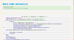 Validazione XML